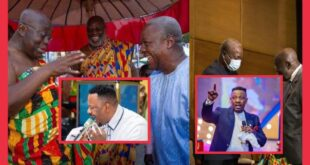PROPHET NIGEL GAISSIE REVEALS THE WINNER OF 2024 GENERAL ELECTIONS IN A VERY RISKY PROPHECY