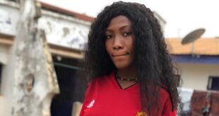 MEET DANSOA BEATIAH; GHANA'S FAST RISING FEMALE PENCIL ARTIST