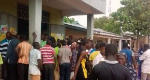 2 BEST FRIENDS FIGHT OVER NONPAYMENT OF GHC5 LOAN; ONE SHOT DEAD