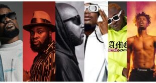 VGMA THROWBACK: WINNERS OF THE BEST RAPPER OF THE YEAR CATEGORY SINCE INCEPTION